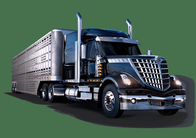 big rig truck differentials