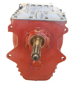Eaton Fuller 6 speed transmission