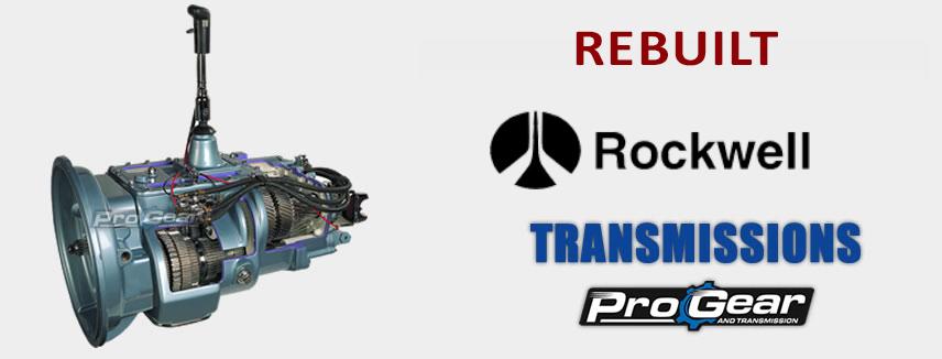 rebuilt Rockwell Transmissions