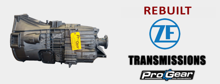 rebuilt ZF Transmissions